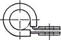 Objímka trubková s gumovým potahem DIN 3016 ocel 6 x 15 gal. Zn